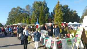 Marknad i Nossebro